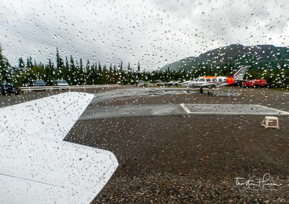 Der Denali (von 1917 bis 2015 offiziell Mount McKinley) in Alaska ist mit 6190 Metern Höhe der höchste Berg Nordamerikas.