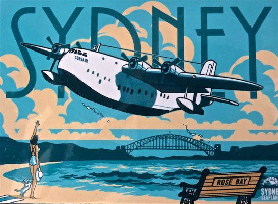 Seaplanes Sydney