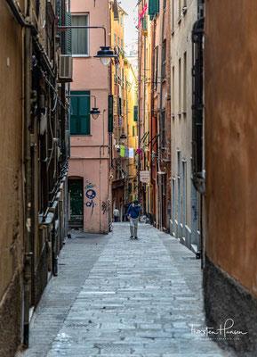 Für den Besucher geöffnet sind allerdings nur die drei Paläste Palazzo Rosso, Palazzo Bianco und Palazzo Doria-Tursi.