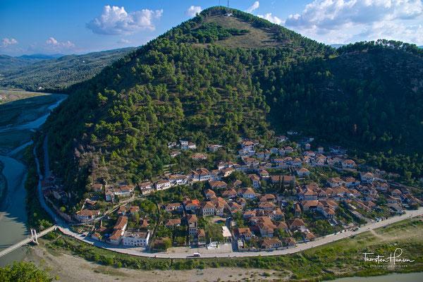 Berat, eine der ältesten Städte Albaniens