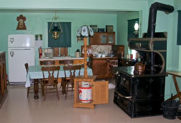 Wohnzimmer im Amish Village in Ronks