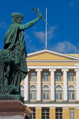 Helsinki - Ansichten einer Stadt