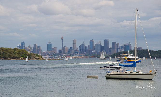 Sydney von Watson Bay