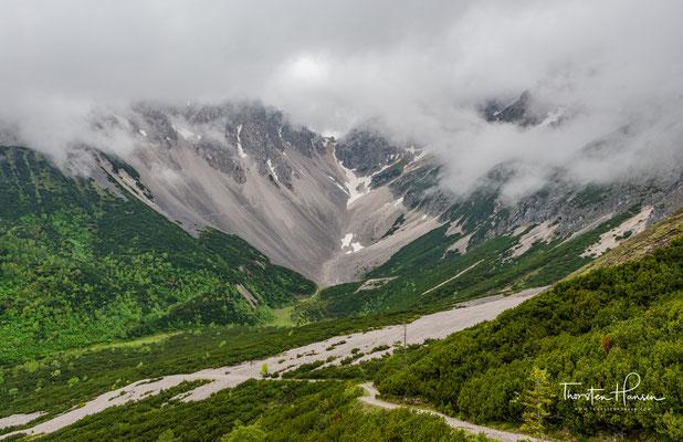 """Der gesamte Steig von der Bettelwurfhütte über den """"Stempel"""", durch die Pfeis zum Hafelekar heißt """"Innsbrucker Höhenweg""""."""