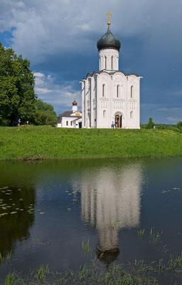 Mariä-Schutz-und-Fürbitte-Kirche an der Nerl