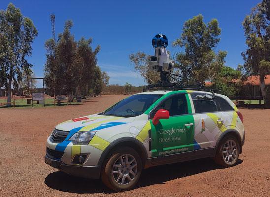 Google Maps Vermessung