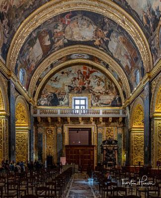 Der eigentliche Bischofssitz befindet sich in Mdina.
