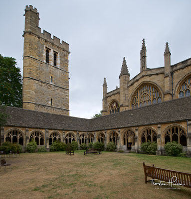 Universitätsstadt Oxford