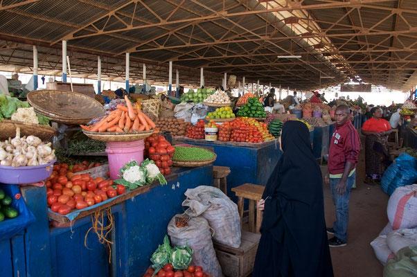 Marktleben in Iringa