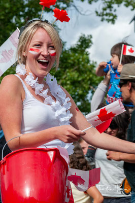 """In Québec gilt der 1. Juli zusätzlich als """"Umzugstag"""", da die meisten Mietverträge zum 1. Juli enden und viele Menschen umziehen"""