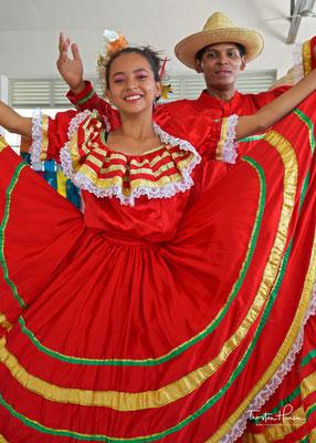 Folkloregruppe in Nicaragua
