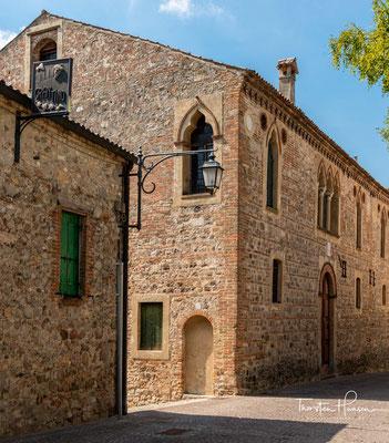 Arquà Petrarca - der Charme und das Wunder einer der schönsten Städte Italiens