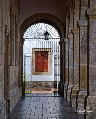 Hospicio Cabañas in der Stadt Guadalajara