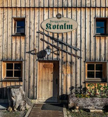 Das Berggasthaus wurde im Laufe der Jahre immer wieder saniert und modernisiert.