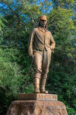 Der erste Europäer, der die Victoriafälle mit eigenen Augen sah, war der schottische Missionar und Afrikareisende David Livingstone.