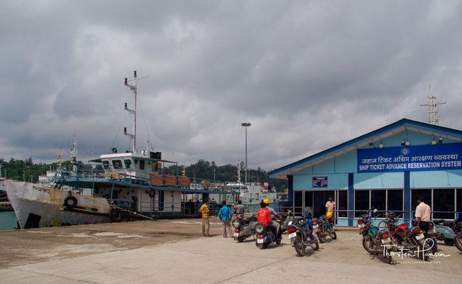 Der Ort wurde nach Archibald Blair von der British East India Company benannt, der 1789 in der Gegend des späteren Port Blair eine Kolonie mit dem Namen Port Cornwallis gründete
