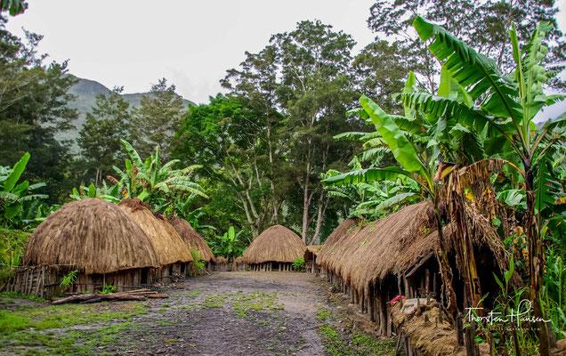 In Kurulu in der Nähe von Jiwika führte vor über 300 Jahren ein berühmter Häuptling mit dem Namen Mabel Wimintokden den Dugum-Klan vom Stamm der Danis