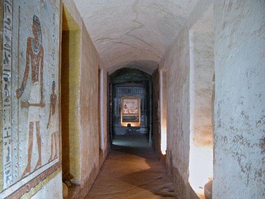 Grab von Sarenput II