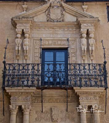 Stadthaus mit südamerikanischen Einflüssen in Ronda