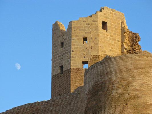Qalʿat Dschaʿbar am Assuan Staudamm