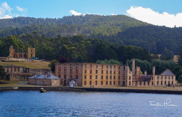 Seit August 2010 ist Port Arthur in die Liste des UNESCO-Welterbes aufgenommen. Ursprünglich befand sich an der Stelle von Port Arthur seit 1830 eine Holzfällersiedlung.