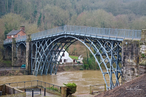 Iron Bridge in Ironbridge