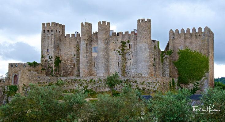 Óbidos – Stadt, Burg und Stadtmauer
