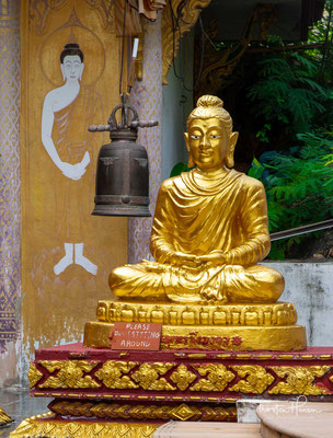 Der Big Buddha liegt an der nordöstlichsten Spitze von Koh Samui auf einer kleinen vorgelagerten Insel die über einen Damm zu erreichen ist.