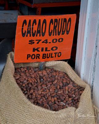 Chocolate Mayordomo in Oaxaca