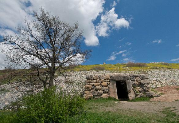 Yerkape Poterne in Hattuscha