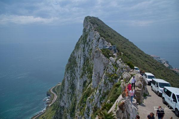 Felsen von Gibraltar