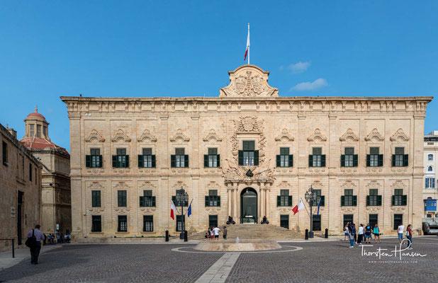 Regierungspalast in Valetta