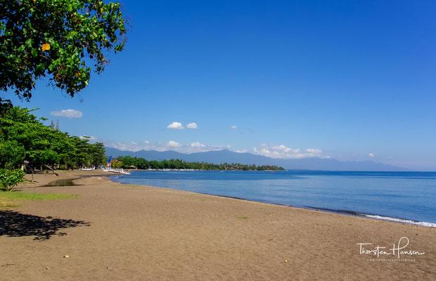 Lovina ist der größte Bade- und Ferienort im Norden von Bali