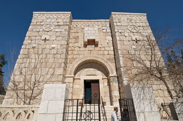 Paulus-Kapelle in Damaskus