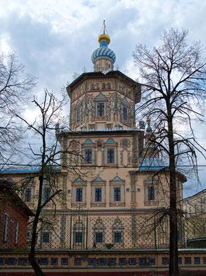Peter und Pauls-Kirche (Petropavlovskii Sobor) in Kasan