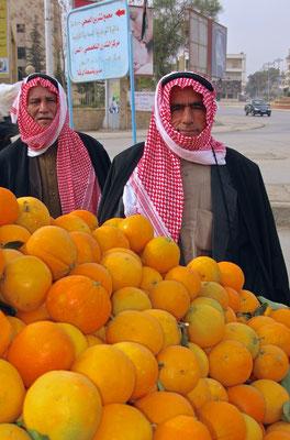 Markttreiben in Raqqa