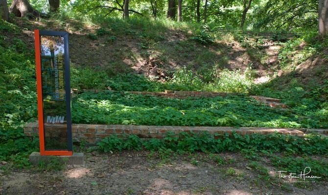 Munitionsdepot auf der Westerplatte