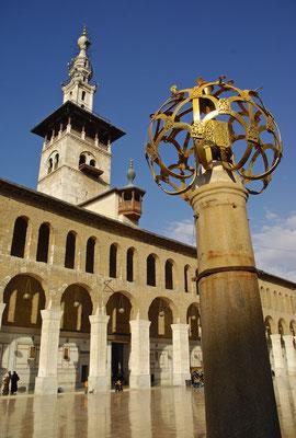 Umayyaden Moschee in Damaskus