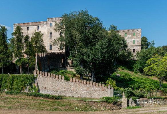 Castello del Catajo ist eine Schlossanlage in der Nähe der Stadt Battaglia Terme in der Provinz Padua.