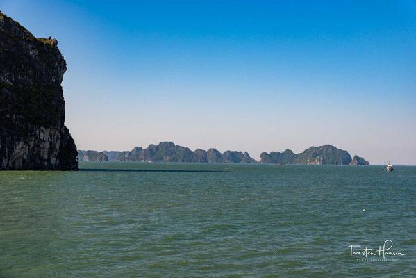 1994 erklärte die UNESCO die Bucht zum Weltnaturerbe.
