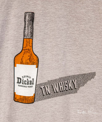 Verschiedene Fusionen und Verkäufe haben schließlich dazu geführt, dass die Marke George Dickel nunmehr zu Diageo gehört.