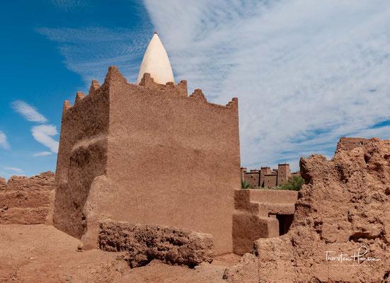 Marabout - Grabstelle eines Heiligen