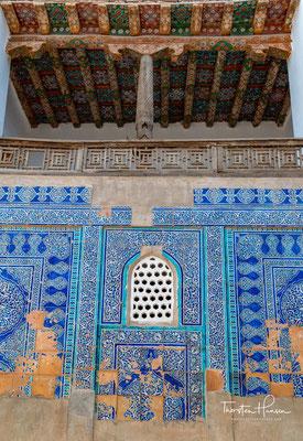 Unter Khan Alla Kuli, dem Herrscher des Khanats Chiwa, wurde zwischen 1830 und 1840 das städtische Zentrum in den Osten der Stadt an das Stadttor Palwan-Darwaza verlegt.