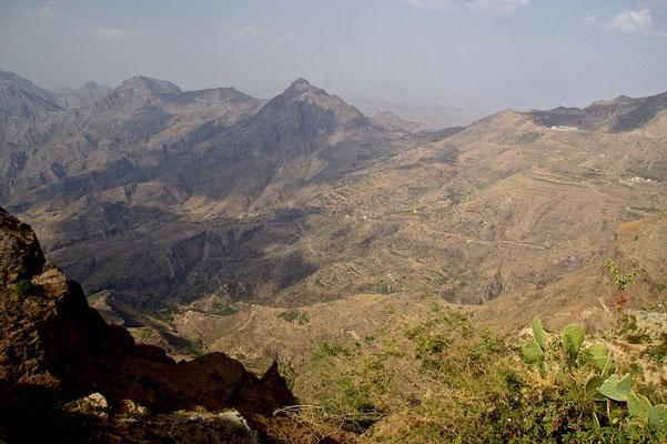 Al Hajjarah in den Haraz Bergen