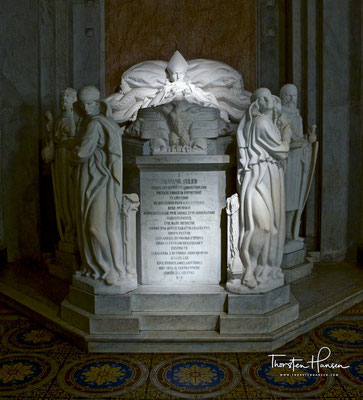 Grabgelege von Mariano Soler