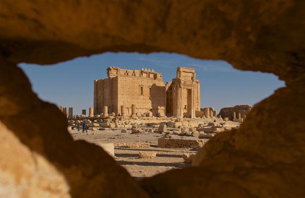 Baal Tempel in Palmyra