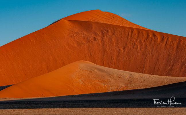 Das Namib-Sandmeer (englisch Namib Sand Sea) ist seit dem 20. Juni 2013 UNESCO-Welterbe.