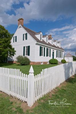 Yorktown in Virginia