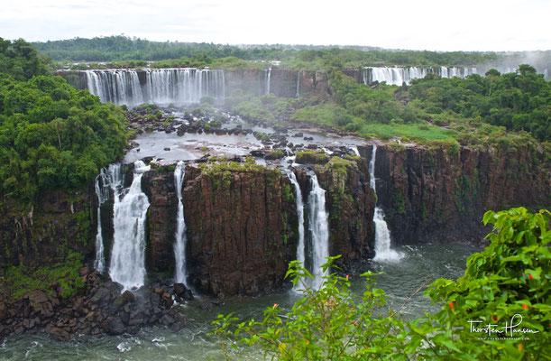 Foz do Iguaçu – die größten Wasserfälle der Welt