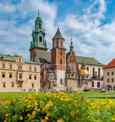 Auf ihm befindet sich die Burganlage der ehemaligen Residenz der polnischen Könige von 1040 bis 1795, der Krakauer Kathedrale und anderer historischer Bauten.